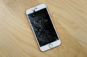 iPhone glass screen replacement letchworth